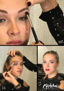 Party, makeup, tutorial